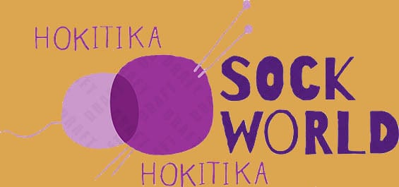 hokitika sockworld logo