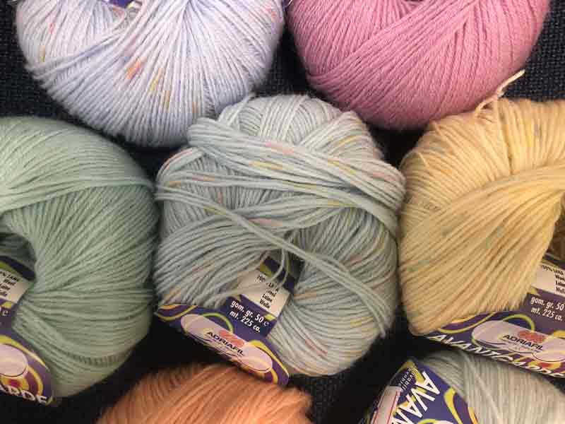Adriafil Avantgarde yarn