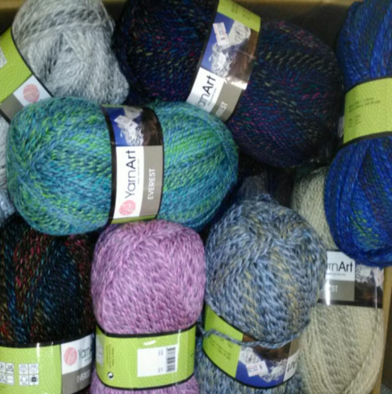 YarnArt Everest - 70% Acrylic 30% Wool