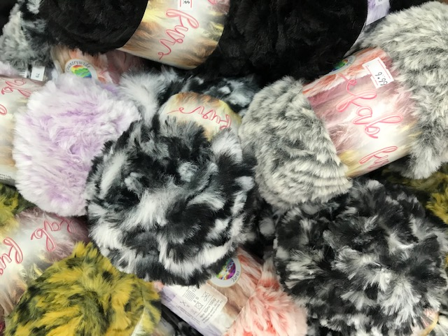 Countrywide Yarns Fab Fur.