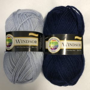 Countrywide Windsor 8ply Solid Colour