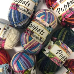 Countrywide Poppets 4ply