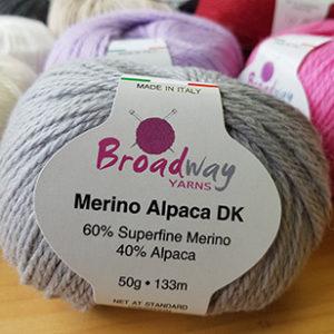 Broadway Yarns Merino Alpaca DK - Shop online