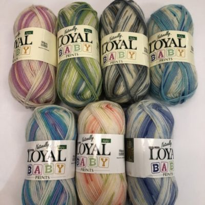 Naturally Loyal Baby 4ply
