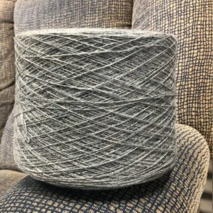 Grey Woolen Nylon Sock Yarn