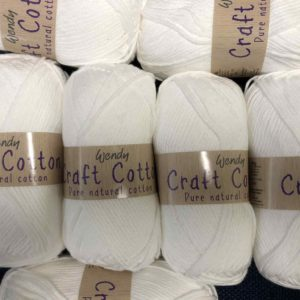 Wendy Craft Cotton pure natural cotton