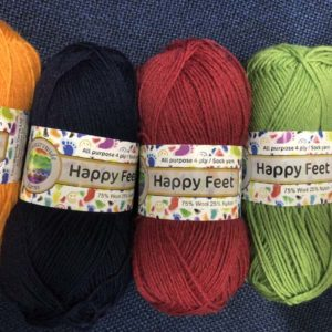 Countrywide Yarns HappyFeet Sock Yarn