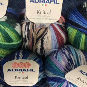 Adriafil Knitcol Yarn 8ply