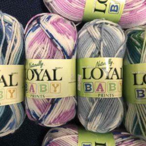 Naturally Loyal Baby Prints 8 ply