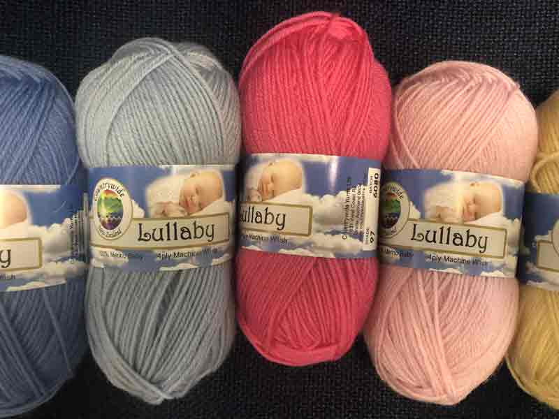 Countrywide yarns Lullaby 4ply