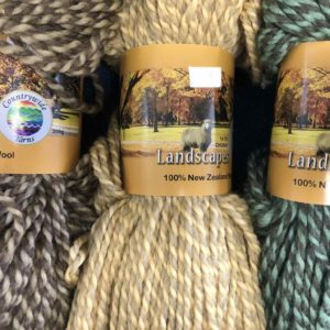 Countrywide yarns 14ply landscapes