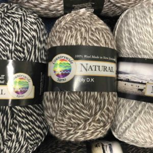 Countrywide yarns Natural 8ply