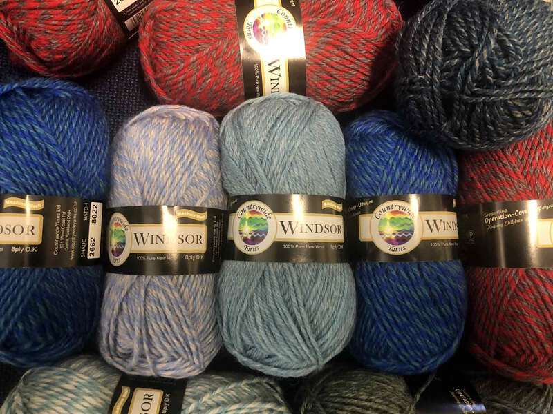 Countrywide Windsor 8ply Prints Marl