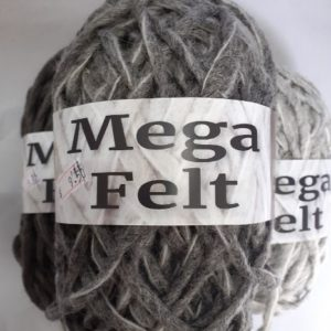 Mega Felt Knitting Yarn - Shop online