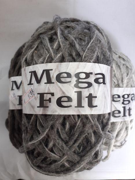 Mega Felt Knitting Yarn - Shop online