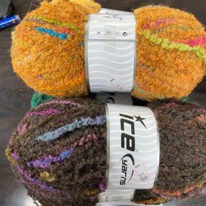 Ice knitting yarns - Shop online